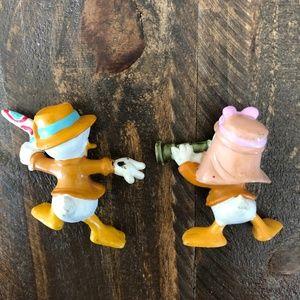 Disney Other - Disney Ducktales Figurine Lot 1986 Rare Applause
